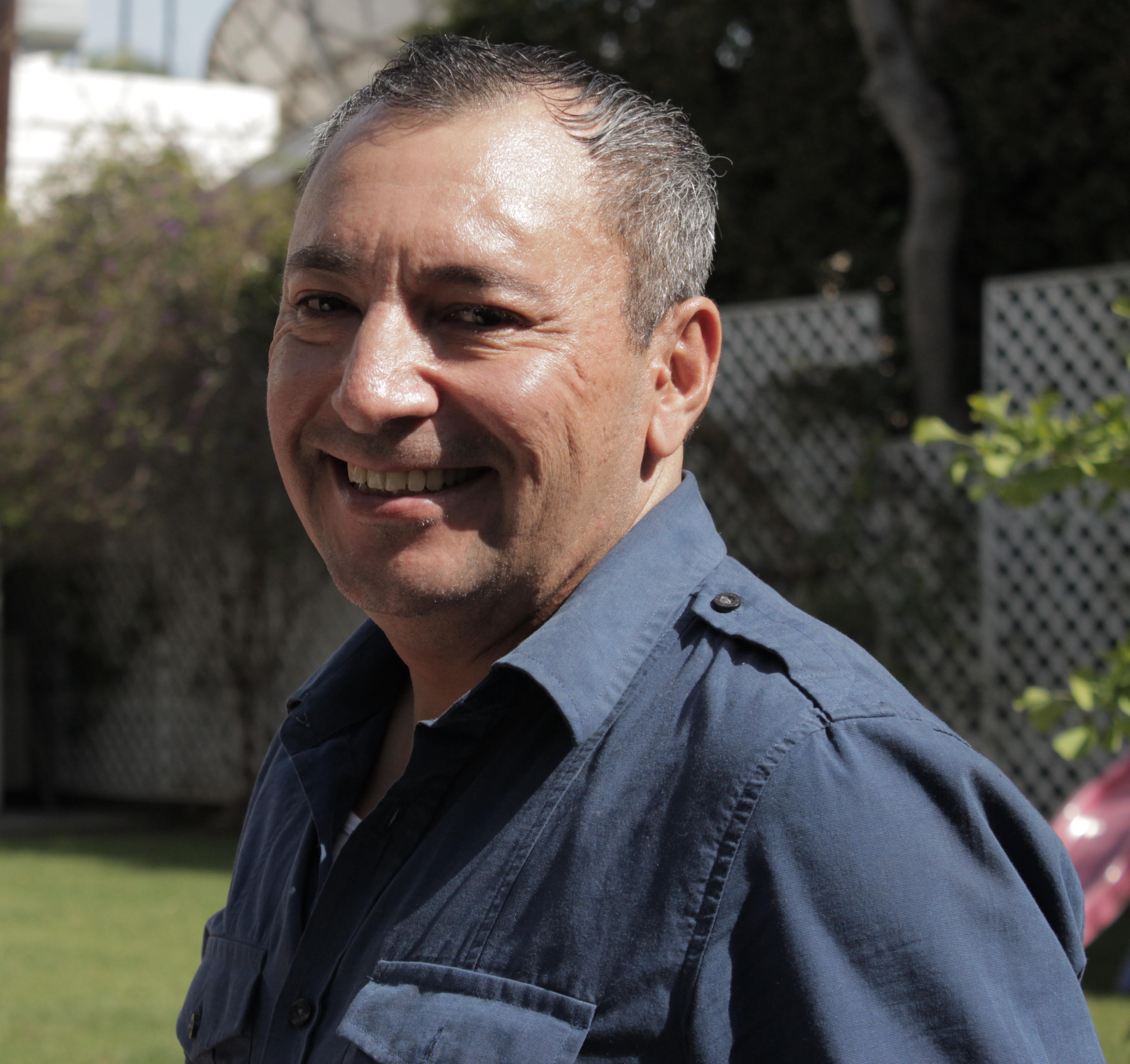 Frank Mendoza